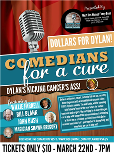 Comedians for a Cure!
