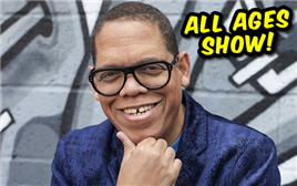 Greg Morton: All Ages Show