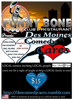 Comedy Cares Benefit